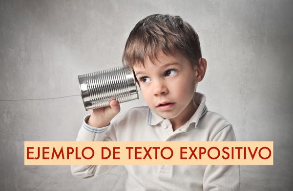 Ejemplo de texto expositivo sobre música
